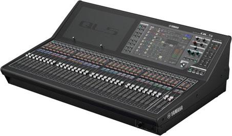 Yamaha QL5 - Auf das Wesentliche konzentriert
